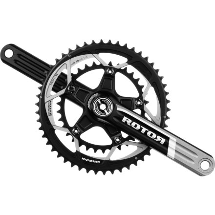 Rotor 3D Plus Road BBright Crankset