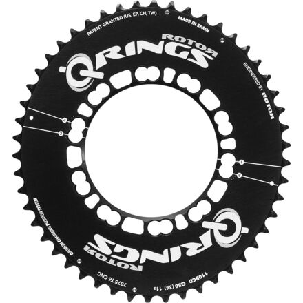 Rotor Outer Aero Q-Ring