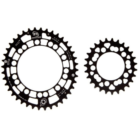 Rotor MTB Double Q-Ring Set - 110/74 BCD