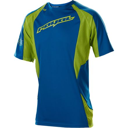 Royal Racing Turbulence Jersey - Short Sleeve - Men's