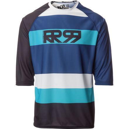 Drift Jersey - 3/4 Sleeve - Men's Royal Racing