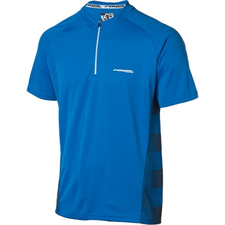 Royal Racing Java Trail 1/4-Zip Short Sleeve Men's Jersey