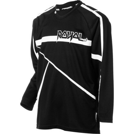 Royal Racing Slice Kids' Jersey