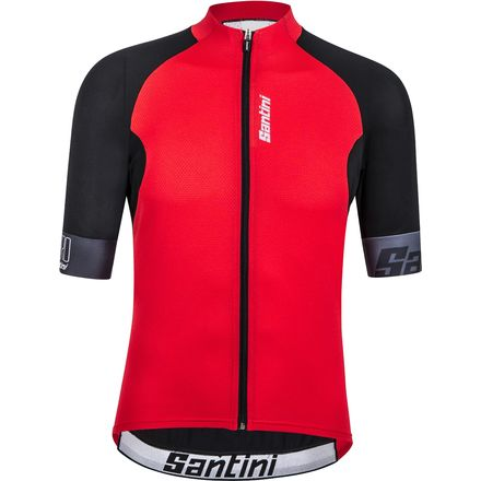 Santini CoolZero Jersey - Short-Sleeve - Men's