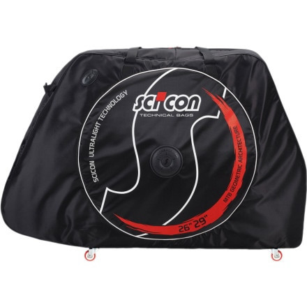SciCon AeroComfort MTB TSA Bike Case