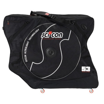 SciCon Aero Comfort Plus 2.0 TSA Travel Case