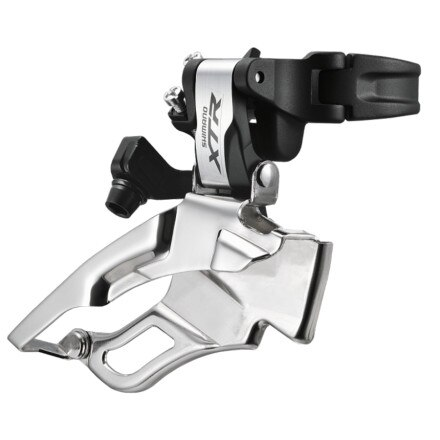 Shimano XTR FD-M981 Dyna-Sys Top Pull Front Derailleur - Triple