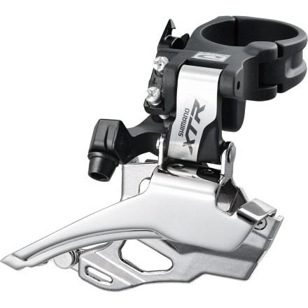 Shimano XTR FD-M986 Dyna-Sys Traditional Front Derailleur - Double