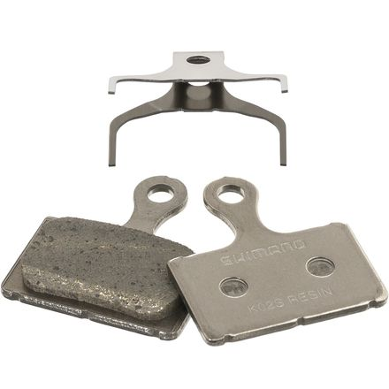 Shimano BR-RS805/RS505 Flat Mount (K02S) Resin Disc Brake Pad - 2-Pack