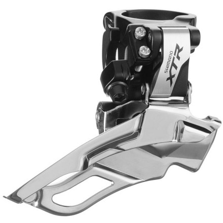 Shimano XTR FD-M981 Dyna-Sys Traditional Front Derailleur - Triple