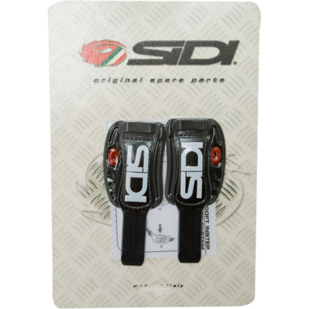Sidi Soft Instep Closure System