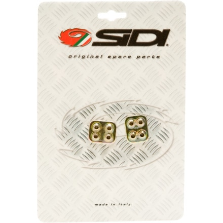 Sidi MTB 4-Hole Cleat Receptacle Plates
