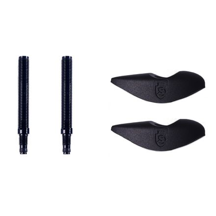 Silca Threaded Tubeless Extender Kit with Speed Shield