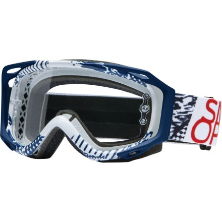 Smith Fuel V.2 Sweat-X Goggle