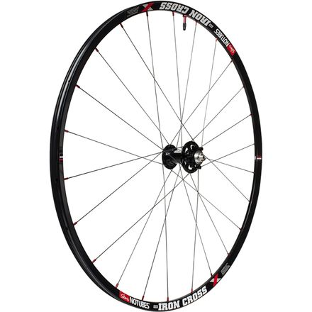 Stan's NoTubes ZTR Iron Cross Pro Disc Wheelset - Tubeless
