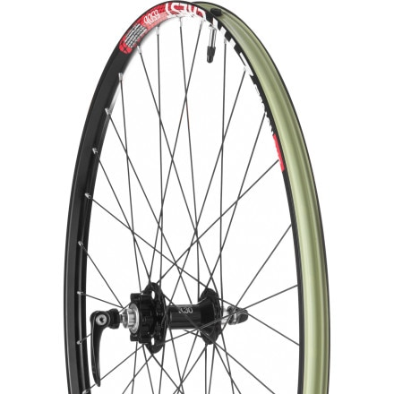 Stan's NoTubes ZTR Crest 27.5in Wheelset - Discontinued Decal