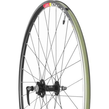 Stan's NoTubes Alpha 340 Comp Road Wheelset - Tubeless