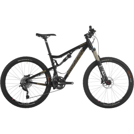 Santa Cruz Bicycles Blur TR R TR Complete Mountain Bike