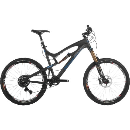 Santa Cruz Bicycles Nomad Carbon X01 AM Complete Mountain Bike