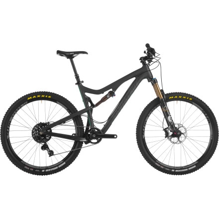 Santa Cruz Bicycles 5010 Carbon X0-1 AM Complete Mountain Bike