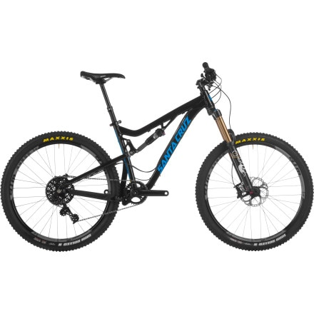 Santa Cruz Bicycles Bronson X01 AM Complete Mountain Bike