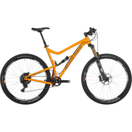 Santa Cruz Bicycles Tallboy LT X01 AM Complete Mountain Bike