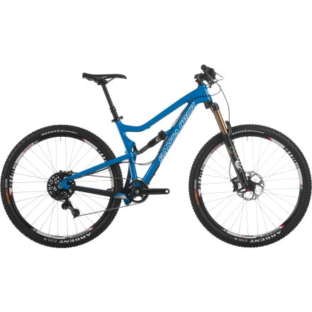 Santa Cruz Bicycles Tallboy LT Carbon X01 AM Complete Mountain Bike
