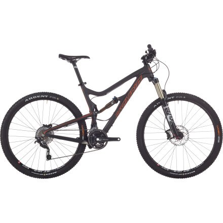 Santa Cruz Bicycles Tallboy LT Carbon R AM Complete Mountain Bike