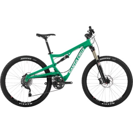 Santa Cruz Bicycles Bantam R AM Complete Mountain Bike