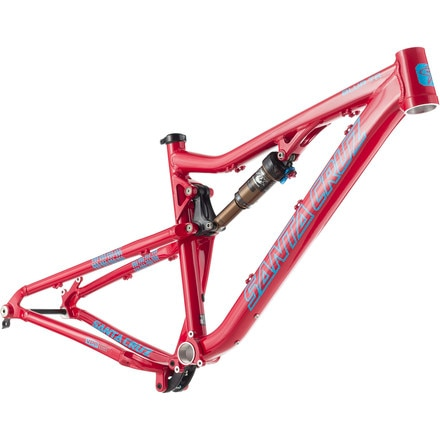 Santa Cruz Bicycles Blur TR Kashima Alloy Frame