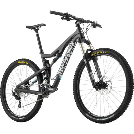 Santa Cruz Bicycles 5010 Carbon R Complete Mountain Bike - 2015