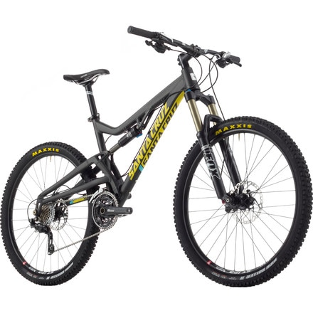 Santa Cruz Bicycles Heckler R Complete Mountain Bike - 2015