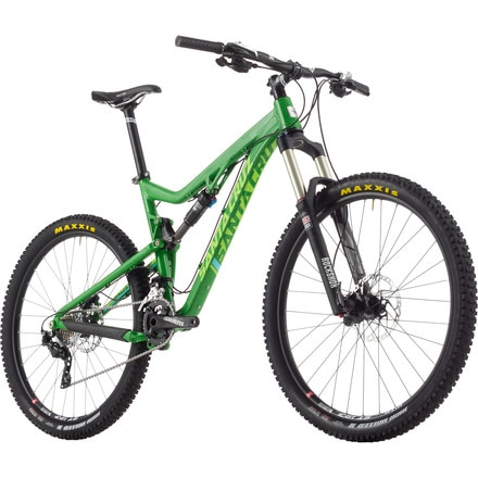 Santa Cruz Bicycles Bronson R Complete Mountain Bike - 2015
