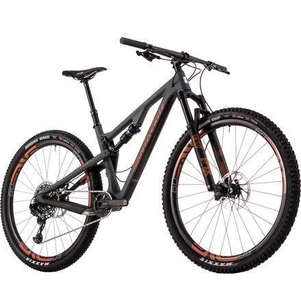 Tallboy Carbon CC 29 X01 ENVE Complete Mountain Bike - 2017 Santa Cruz Bicycles