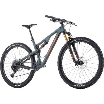 Tallboy Carbon CC 29 XX1 Complete Mountain Bike - 2017 Santa Cruz Bicycles