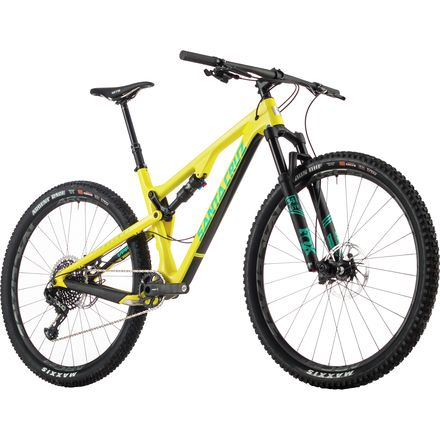 Tallboy Carbon CC 29 X01 Eagle Complete Mountain Bike - 2017 Santa Cruz Bicycles