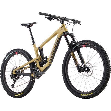 Nomad Carbon CC X01 Reserve RCT Coil Complete Mountain Bike - 2018 Santa Cruz Bicycles