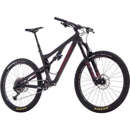 Bronson 2.1 Carbon CC X01 Eagle Complete Mountain Bike - 2018 Santa Cruz Bicycles