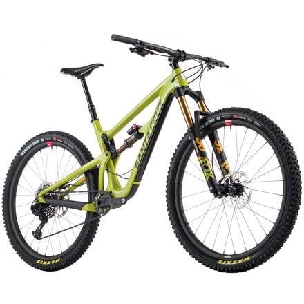 Hightower LT Carbon CC 29 XX1 Eagle Reserve Complete Mountain Bike - 2018 Santa Cruz Bicycles