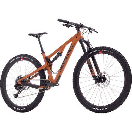 Tallboy Carbon CC 29 X01 Eagle Reserve Complete Mountain Bike - 2018 Santa Cruz Bicycles