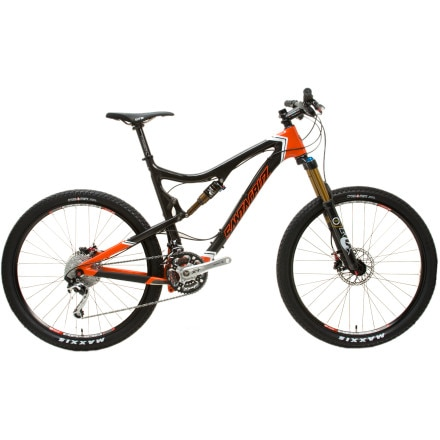 Santa Cruz Bicycles Blur TRc - SPX XC Complete Bike
