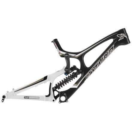 Santa Cruz Bicycles V10 Frame with DHX RC4 - 2012