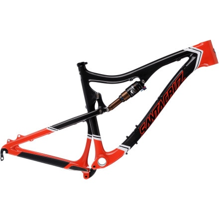 Santa Cruz Bicycles Blur TR Carbon - 2012