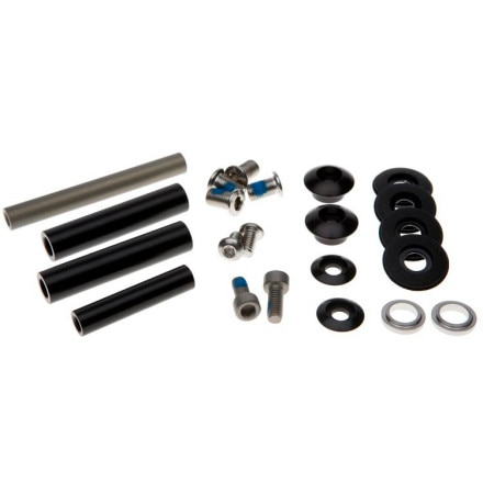 Santa Cruz Bicycles Blur 1.0 Axle Kit