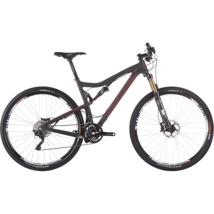 Santa Cruz Bicycles Tallboy Carbon SPX XC - Complete Mountain Bike
