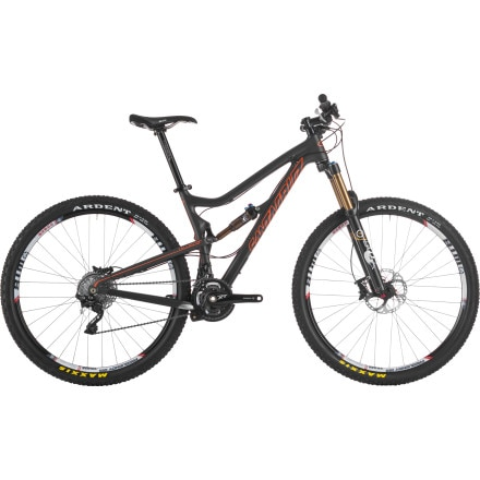 Santa Cruz Bicycles Tallboy LT Carbon - SPX AM 2x10 34 Float 140 Complete Bike