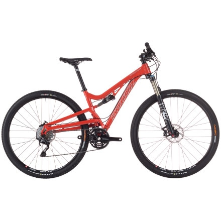Santa Cruz Bicycles Superlight 29 R XC Complete Bike