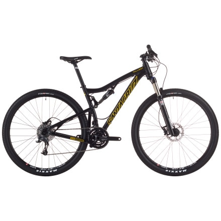 Santa Cruz Bicycles Tallboy D XC Complete Mountain Bike