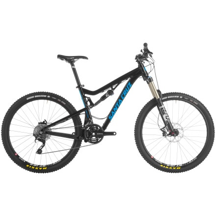 Santa Cruz Bicycles Bronson R AM Complete Mountain Bike