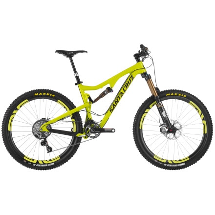 Santa Cruz Bicycles Bronson Carbon XX1 ENVE Complete Mountain Bike